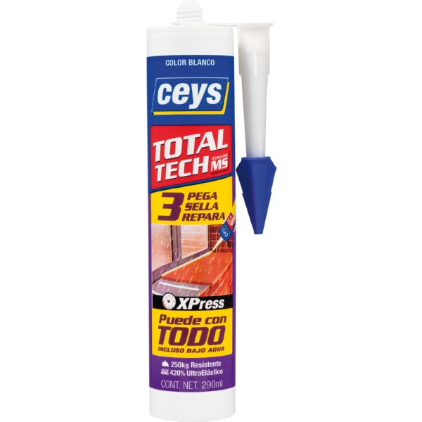 CEYS MS-TECH BLANCO 310 ML