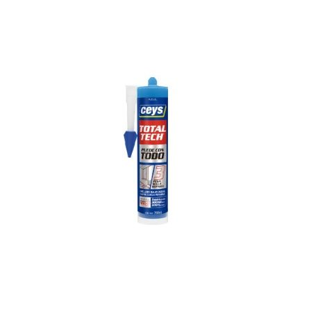 CEYS TOTAL TECH AZUL CARTUCHO 290 ML