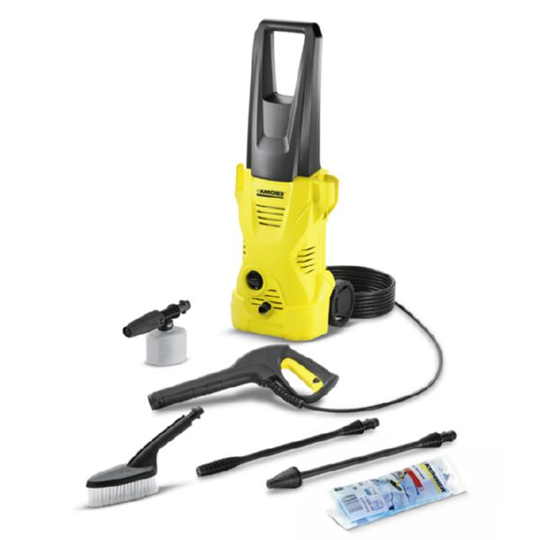 HIDROLIMPIADORA 110BAR 360L/H+AC KARCHER 1400 W K2CAR
