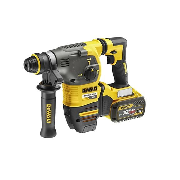 MARTILLO FLEXVOLT 54 SDS-PLUS 3,5 J DEWALT 18 V 9.0AH DCH332X2
