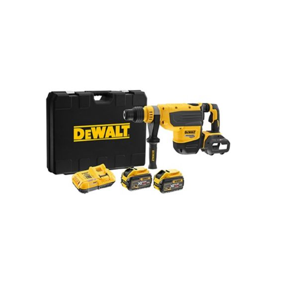MARTILLO XR FLEXVOLT 540V SDS-MAX 13,3 J DEWALT