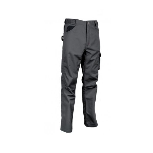 PANTALON DRILL TALLA 64 COFRA COLOR 01