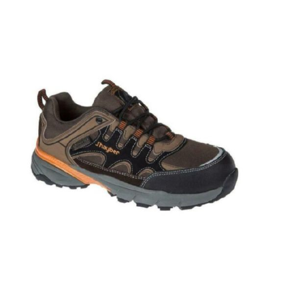 ZAPATO TRECKING EVEREST MEMBRANA INTERIOR MARRON TALLA 40 80607 JHAYBER